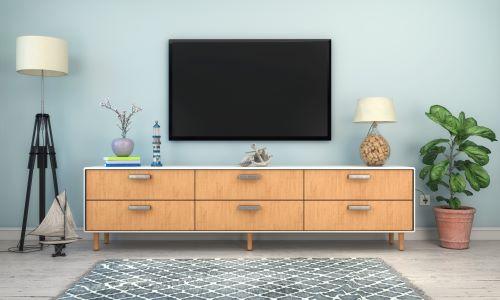 Jak wybrać szafkę pod telewizor? - poradnik