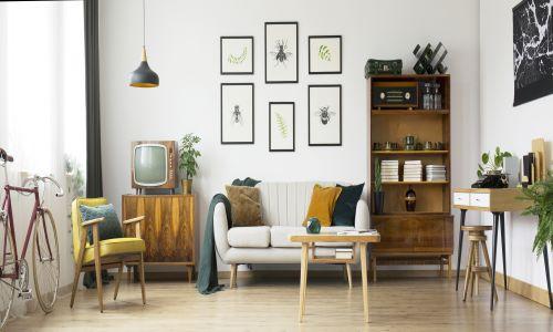 Drewniane meble retro - moda która nigdy nie przeminie